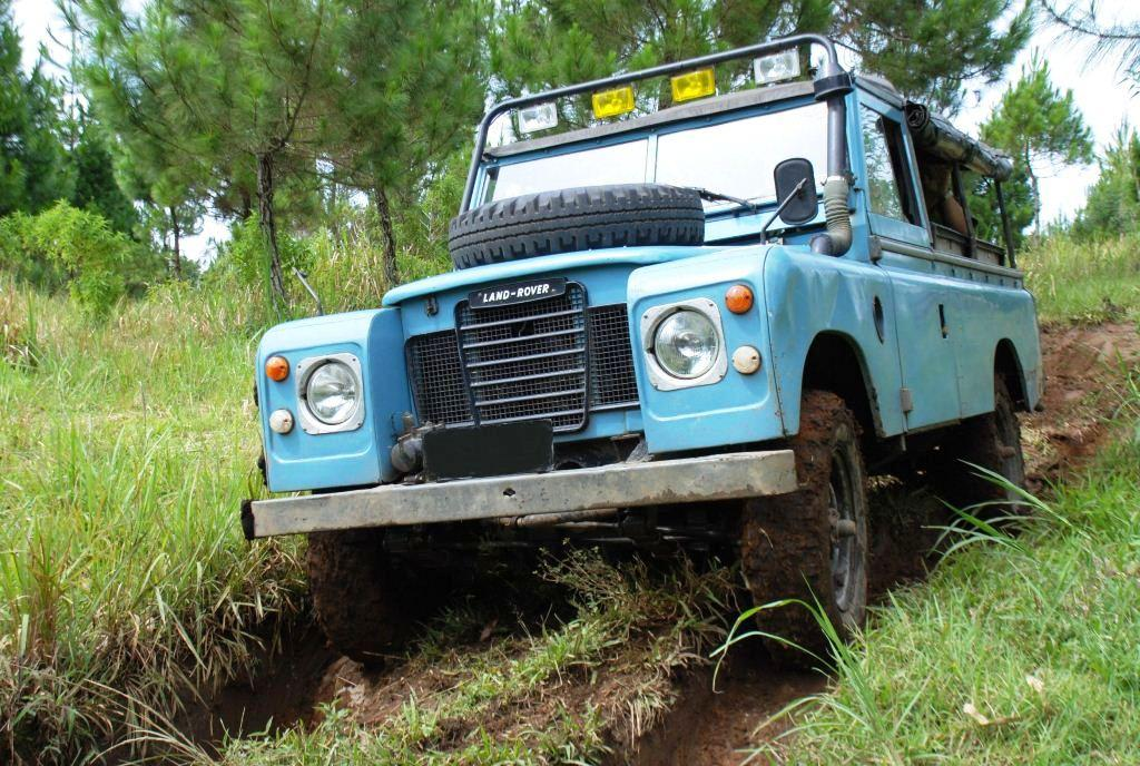 Land Rover Touring